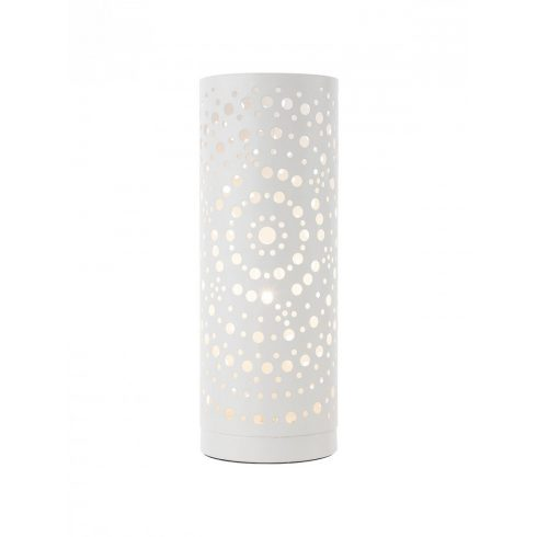 PEA asztali lámpa, fehér, 11045