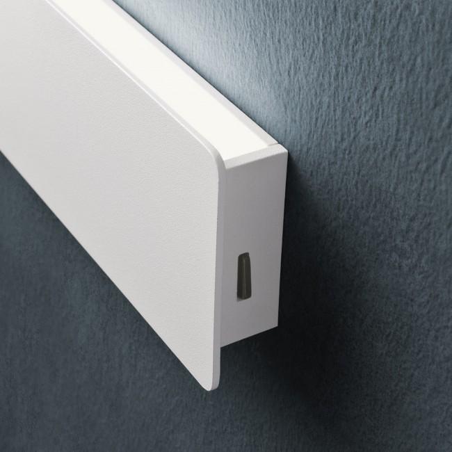 SENSE LED fali lámpa, matt fehér, 10518 | lampaszakuzlet.hu