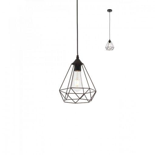 KRILL vintage függő lámpa