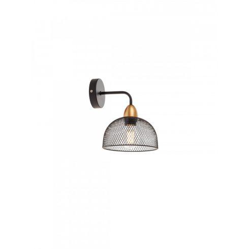 TAMIS-fali-lámpa-modern-1X42W-fekete