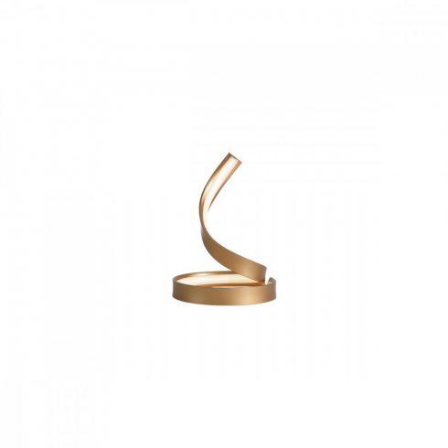 GUSANO LED asztali lámpa bronz