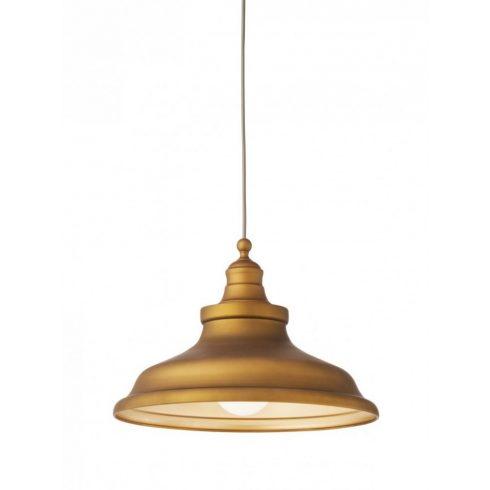 CAPITOL függő lámpa, bronz