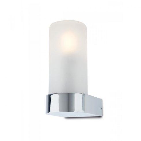 ASKER fürdőszobai fali lámpa, króm, 1xE14