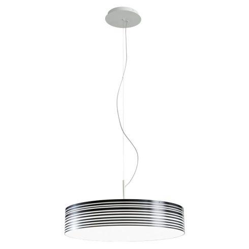 RIBBON LED csillár, fehér, 10505