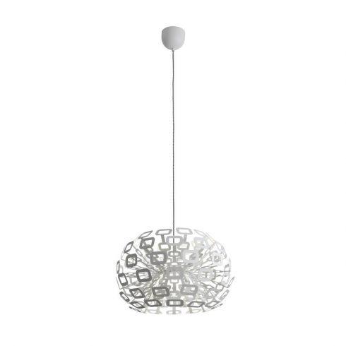 NOVA LED függő lámpa, fehér, 11875