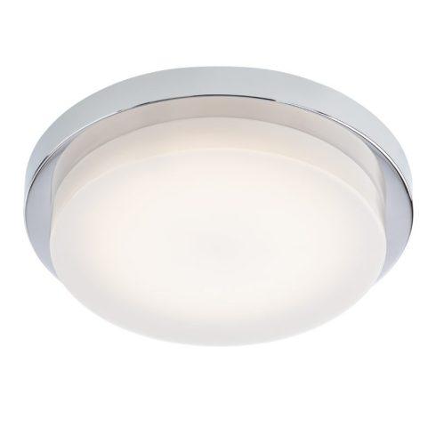 HALLEY LED mennyezeti lámpa, króm, 10585