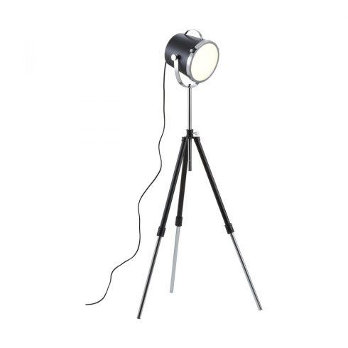 SOHO álló lámpa, fekete/króm, 10526