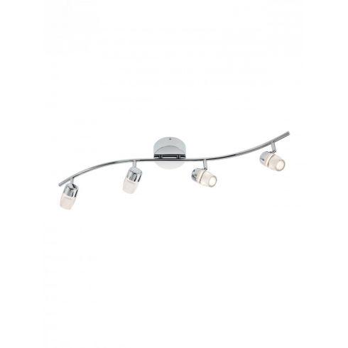 DUPLO LED mennyezeti lámpa, króm, 11399