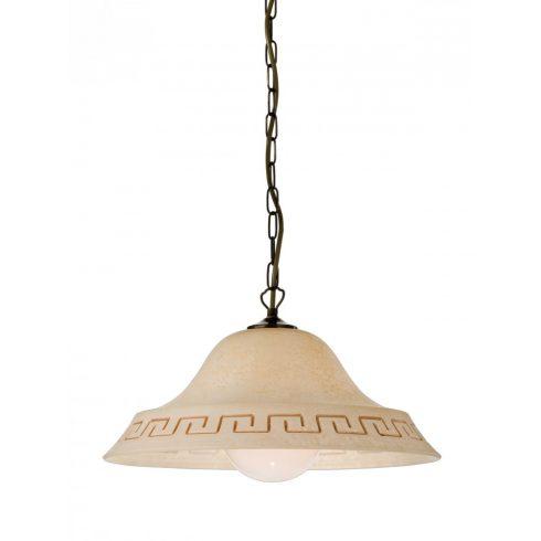 ANTICA függő lámpa, görögmintás