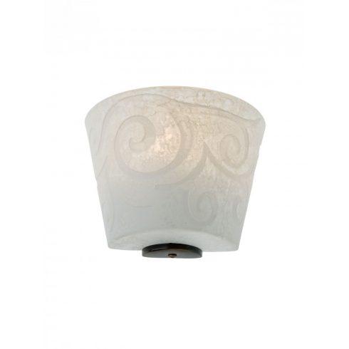 ISIS fali lámpa, matt réz, 11278