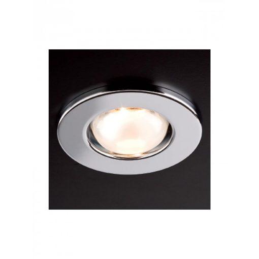 FR 50 beépíthető szpotlámpa, króm, 11606