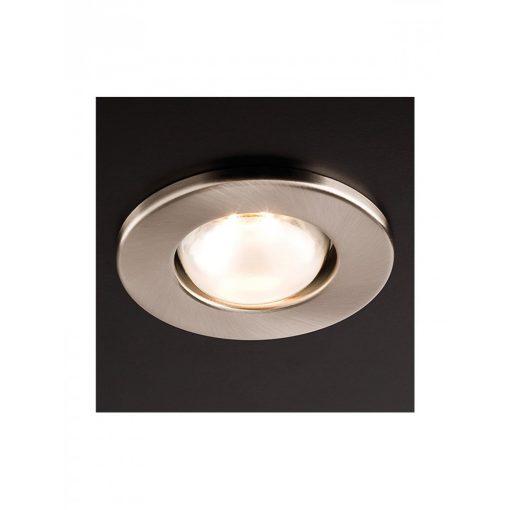 FR 39 beépíthető szpotlámpa, matt nikkel, 11601