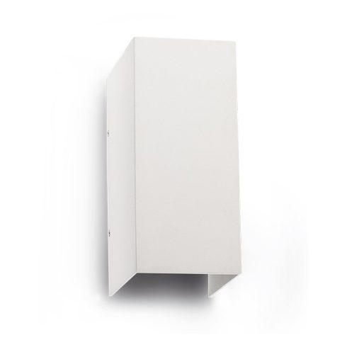Vary kültéri LED fali lámpa, matt fehér 10311
