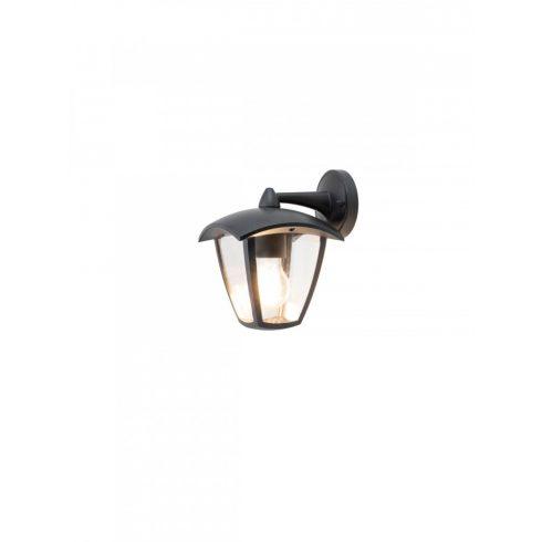 Edmond kültéri fali lámpa, matt fekete 10378