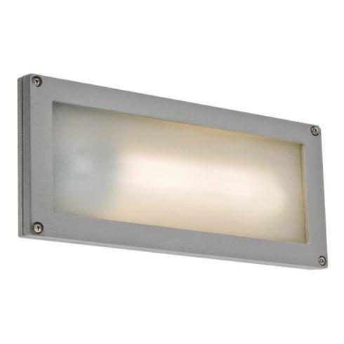 Boston kültéri süllyesztett lámpa, alumínium 10041