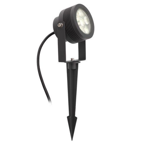 Faro kültéri LED földbe szúrható lámpa, antracit 10136