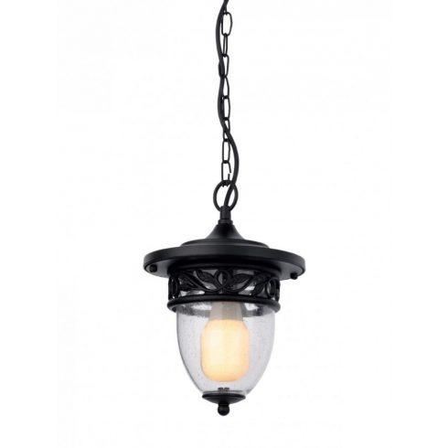 Basel kültéri függő lámpa, matt fekete 10348