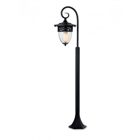 Basel kültéri álló lámpa, matt fekete 10347