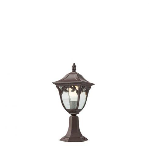 Cadiz kültéri álló lámpa, antik barna 10368
