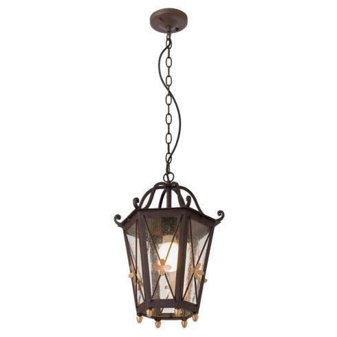 Graz klasszikus kültéri függő lámpa 9602