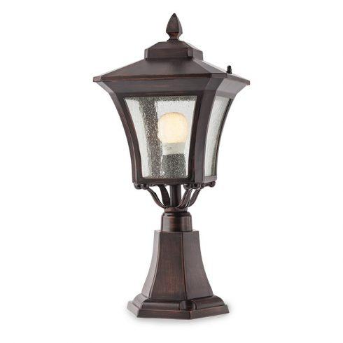 Dublin kültéri álló lámpa, sötétbarna 10097
