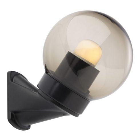 Sfera 150 kültéri fali lámpa, fekete 10480