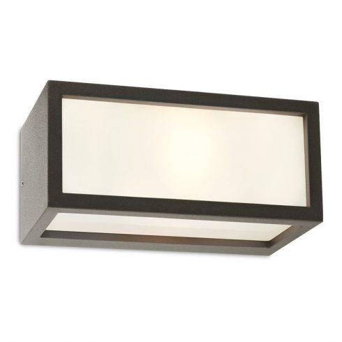 Brick kültéri mennyezeti lámpa, sötétszűrke 10051