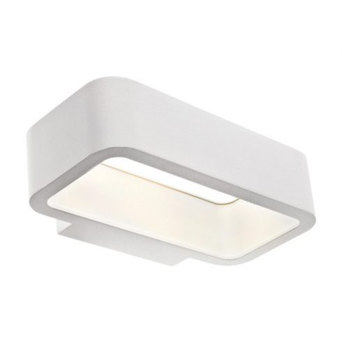 Contour kültéri LED fali lámpa, fehér 10064