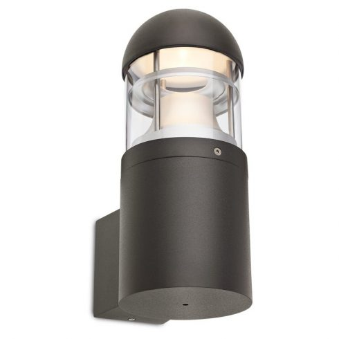 Argo kültéri fali lámpa, szűrke 10005