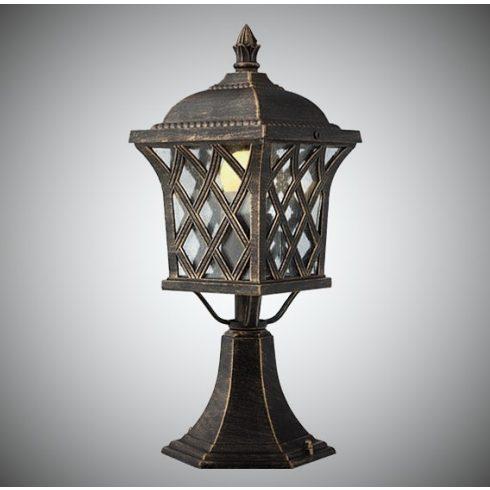 Bremen kültéri álló lámpa, barna/arany 10359