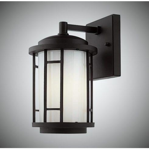 Bristol kültéri fali lámpa, antik barna 10361