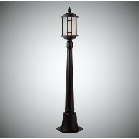 Bristol kültéri álló lámpa, antik barna 10362