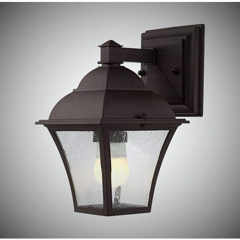 Avignon kültéri fali lámpa, sötétbarna 10339
