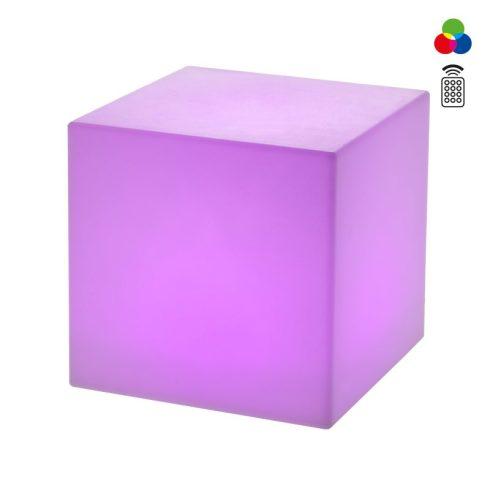 Dados kültéri LED dekorációs lámpa, fehér 10088