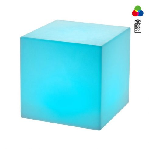 Dados kültéri LED dekorációs lámpa, fehér 10090