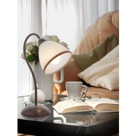 rusztikus asztali lámpák
